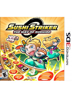 Sushi Striker: The Way of Sushido (Nintendo 3DS)