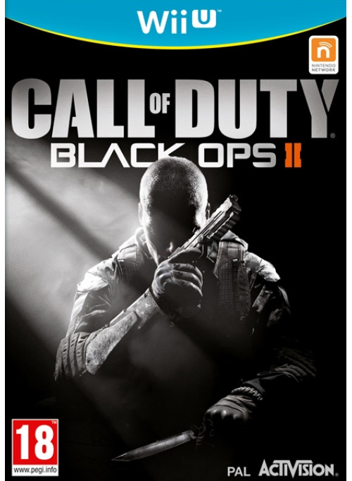 Call Of Duty: Black Ops 2: игра для Nintendo Wii U