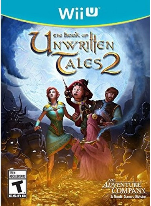 The Book of Unwritten Tales 2 (WiiU)