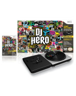 DJ Hero Bundle (игра + контролер) (Wii)