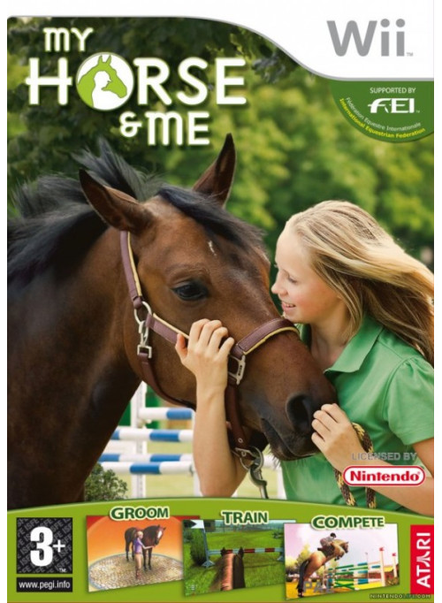 My Horse & Me (Wii)