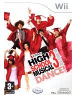 Disney High School Musical 3 Senior Year Dance (Wii)