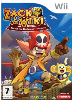 Zack & Wiki: Quest for Barbaros' Treasure (Wii)