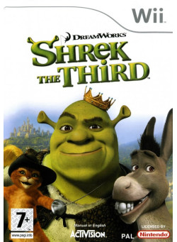 Shrek the Third (Wii)