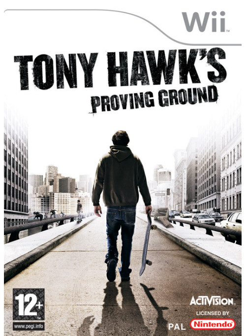 Tony Hawk's Proving Ground (Wii)