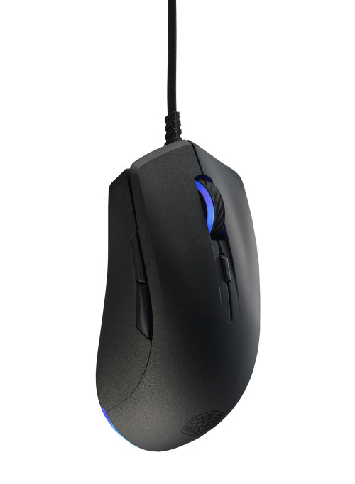 Проводная мышь MasterMouse S Black (SGM-2006-KSOA1)