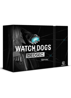 Watch Dogs Dedsec Edition Box (PC)