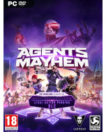 Agents of Mayhem Day 1 Edition Box (PC)