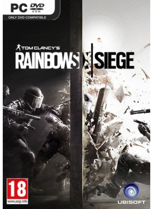 Tom Clancy's Rainbow Six: Осада (PС)