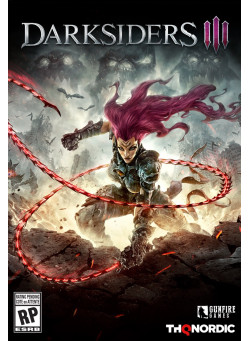 Darksiders III (3) Box (PC)