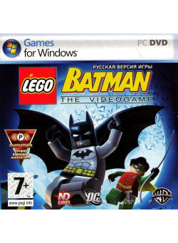 LEGO Batman: The Videogame Jewel (PC)
