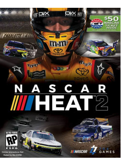 NASCAR Heat 2 Box (PC)