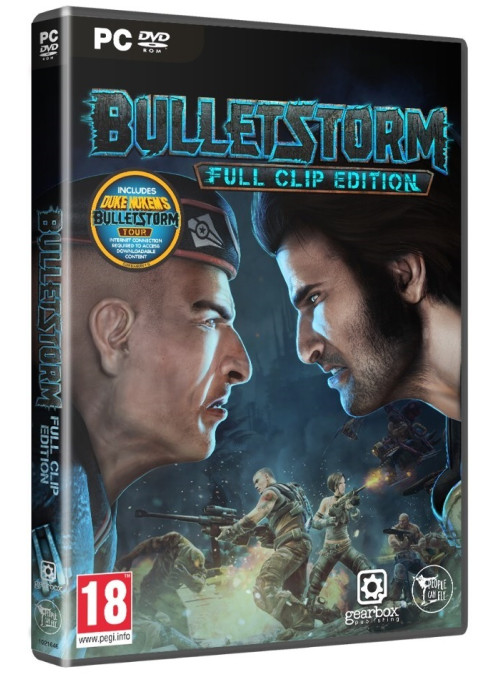 Bulletstorm: Full Clip Edition Box (PC)