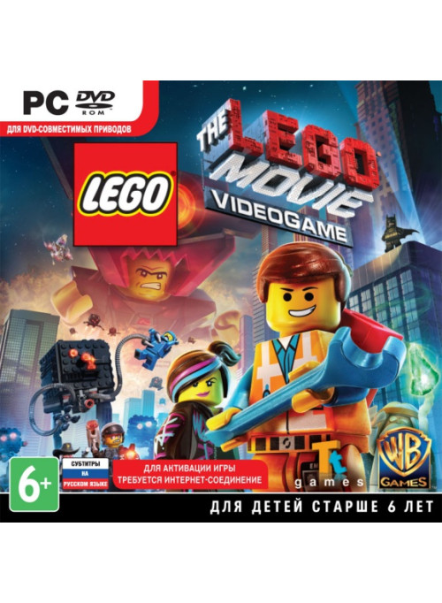 LEGO Movie Videogame Jewel (PC)