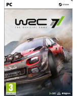 WRC 7 - The Official Game Box (PC)