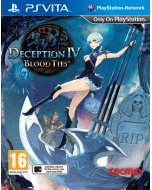 Deception: Blood Ties (PS Vita)