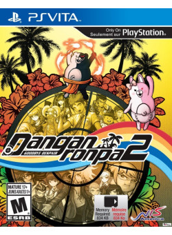 DanganRonpa 2: Goodbye Despair (PS Vita)
