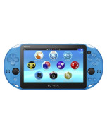 Игровая консоль Sony PlayStation Vita 2000 Slim Wi-Fi Aqua Blue (Синяя)