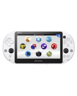 Игровая консоль Sony PlayStation Vita 2000 Slim Wi-Fi White (Белая)