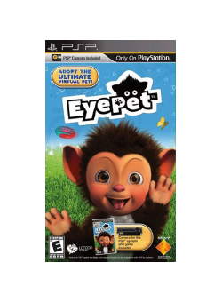 Комплект EyePet (Essentials) + Камера (PSP)