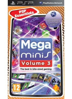 Mega Minis Volume 3 Essentials (PSP)