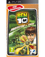 Ben 10 Protector of Earth (PSP)