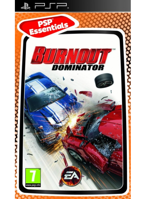 Burnout Dominator (PSP)