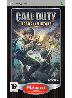 Call of Duty Roads to Victory (PSP)