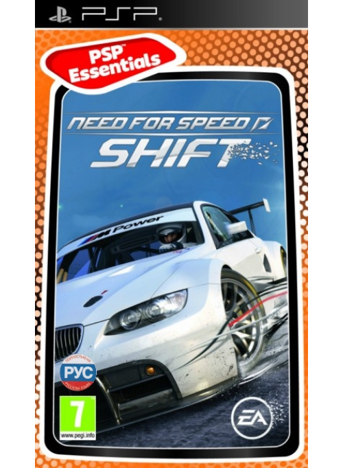 Need For Speed Shift (PSP)