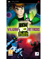 Ben 10: Alien Force Vilgax Attacks (PSP)