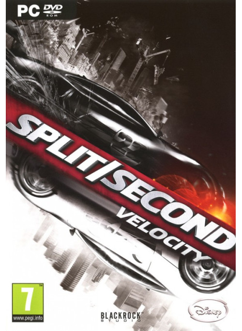 Split/Second: Velocity (PSP)