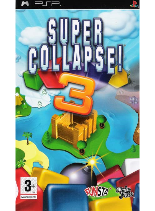 Super Collapse 3! (PSP)