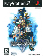 Kingdom Hearts 2 (II) (PS2)