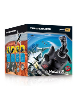 Джойстик Thrustmaster T-Flight Hotas X War Thunder pack PS3/PC (PS3)