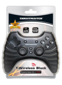 Геймпад Thrustmaster T-Wireless Black PS3/PC (PS3)