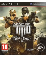 Army of TWO The Devil's Cartel (PS3)