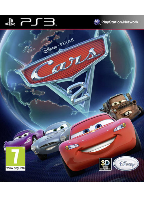 Тачки 2 (Disney/Pixar) (PS3)