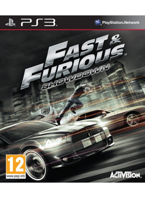 Fast and Furious: Showdown (PS3)