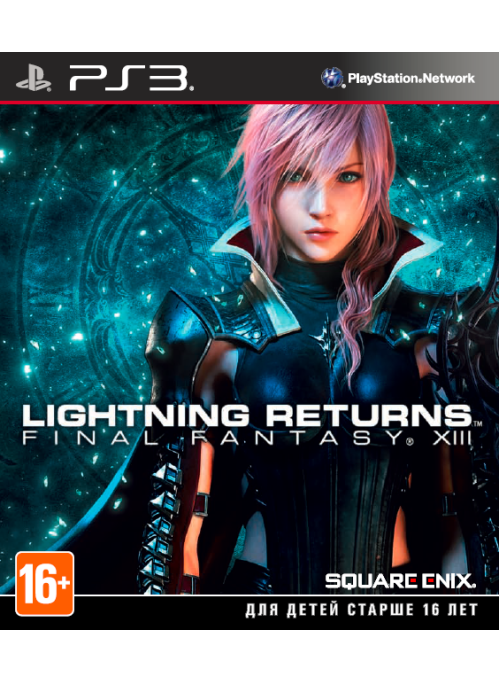 Lightning Returns: Final Fantasy 13 (XIII) (PS3)