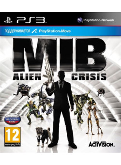 Men in Black: Alien Crisis (Люди в черном) (PS3)