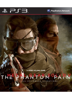 Metal Gear Solid 5 (V): The Phantom Pain Day One Edition (PS3)