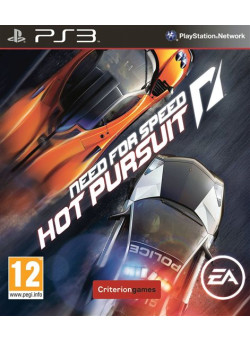 Need for Speed: Hot Pursuit Английская версия (PS3)