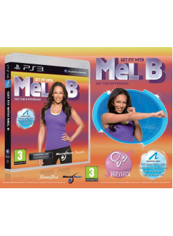 Get Fit With Mel B See The Difference + Resistance Band (PS3)