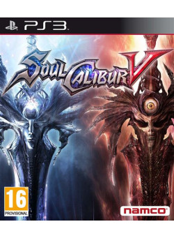 SoulCalibur V (5) (PS3)