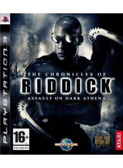 The Chronicles of Riddick: Assault on Dark Athena (Хроники Риддика) (PS3)