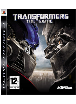 Transformers the Game (PS3)