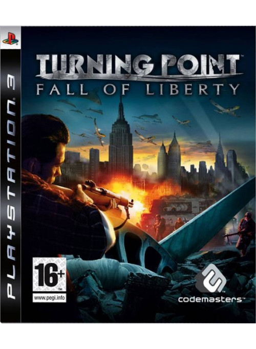 Turning Point Fall of Liberty (PS3)