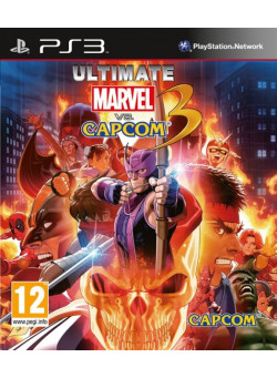 Ultimate Marvel vs. Capcom 3 (PS3)