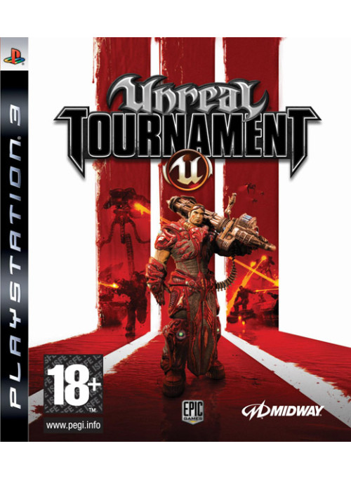 Unreal Tournament III (3) (PS3)