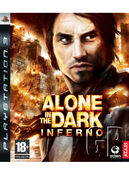 Alone in the Dark Inferno (PS3)